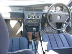 メルセデスベンツ190D ディーゼル マニュアル車