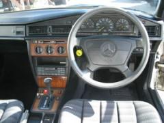 メルセデスベンツ M・ベンツ 190D ディーゼル レースハーフカバー