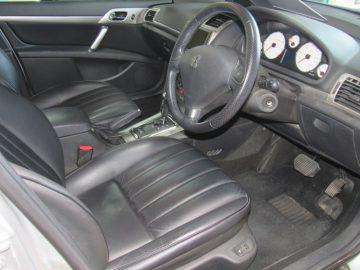 プジョー407 V6-3L