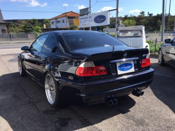 BMW M3 カーボンブラック 6MT