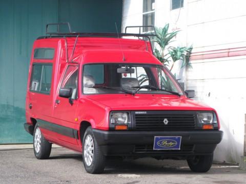 ルノーエクスプレスGTL ガソリン車