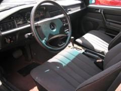 メルセデスベンツ190E-2.6 RS