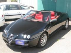 アルファロメオ・スパイダー V6-3.2